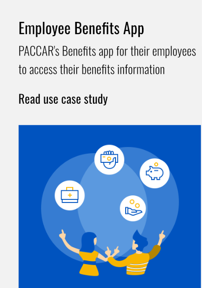 PACCAR Benefits App